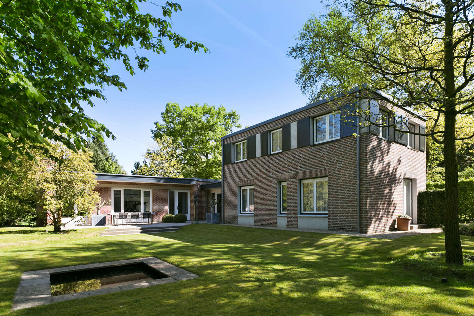 Jkvr de la Courtlaan 6, Villa Rosmalen