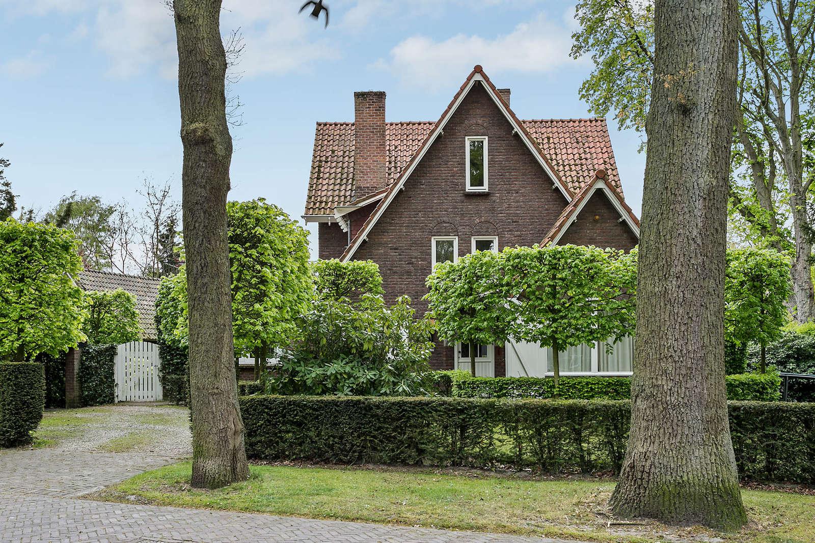 Aert Heymlaan 50, Villa Vught-Noord
