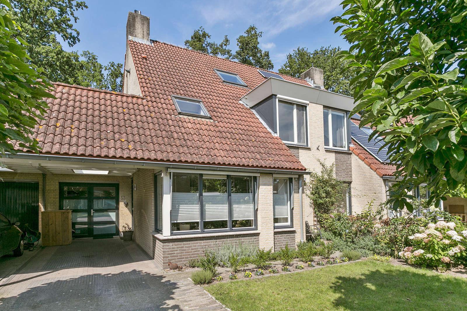 Prinsenhage  53, Halfvrijstaand woonhuis Vught-Noord