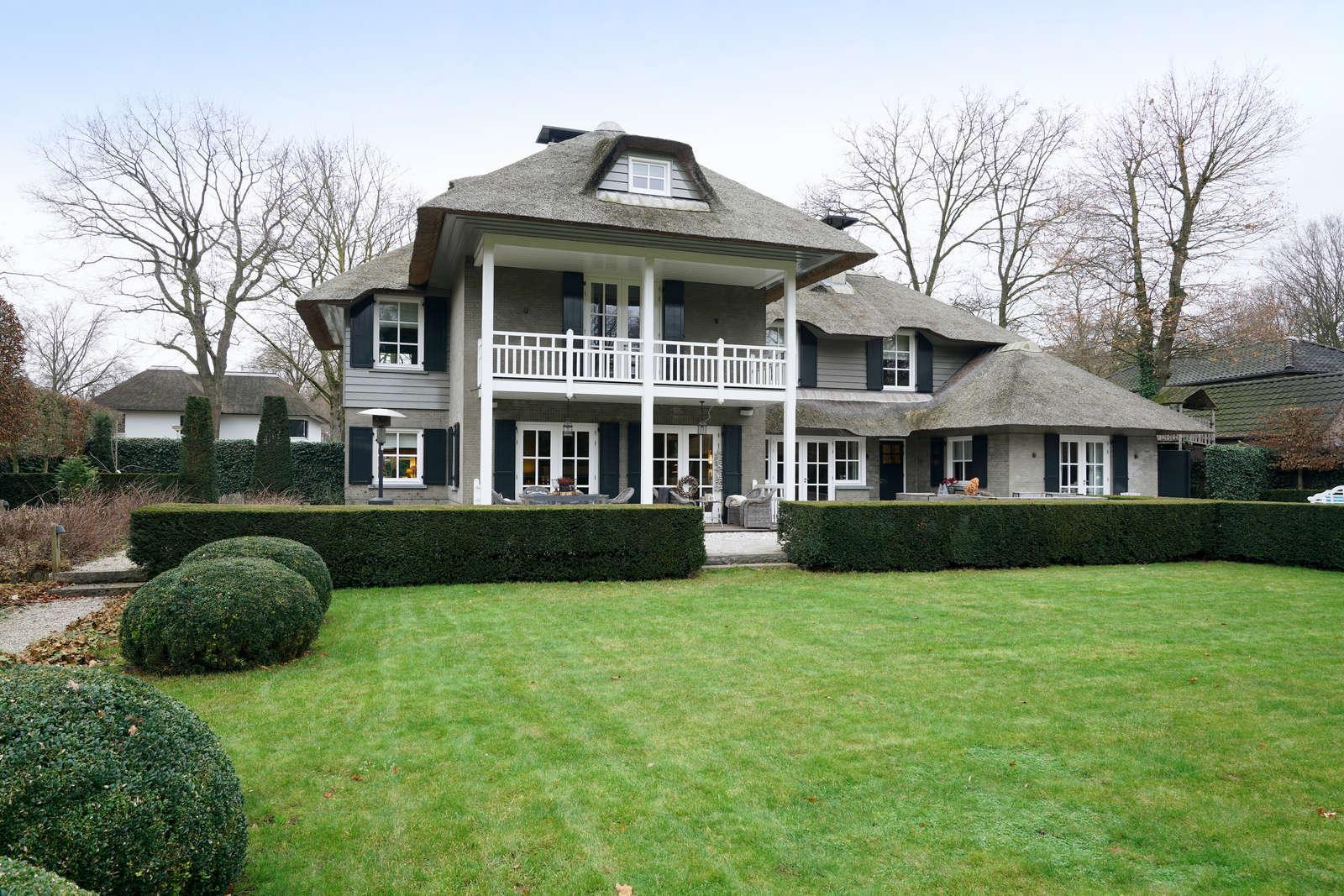 Jkvr. de la Courtlaan 3, Villa Rosmalen/Gele Hoeve