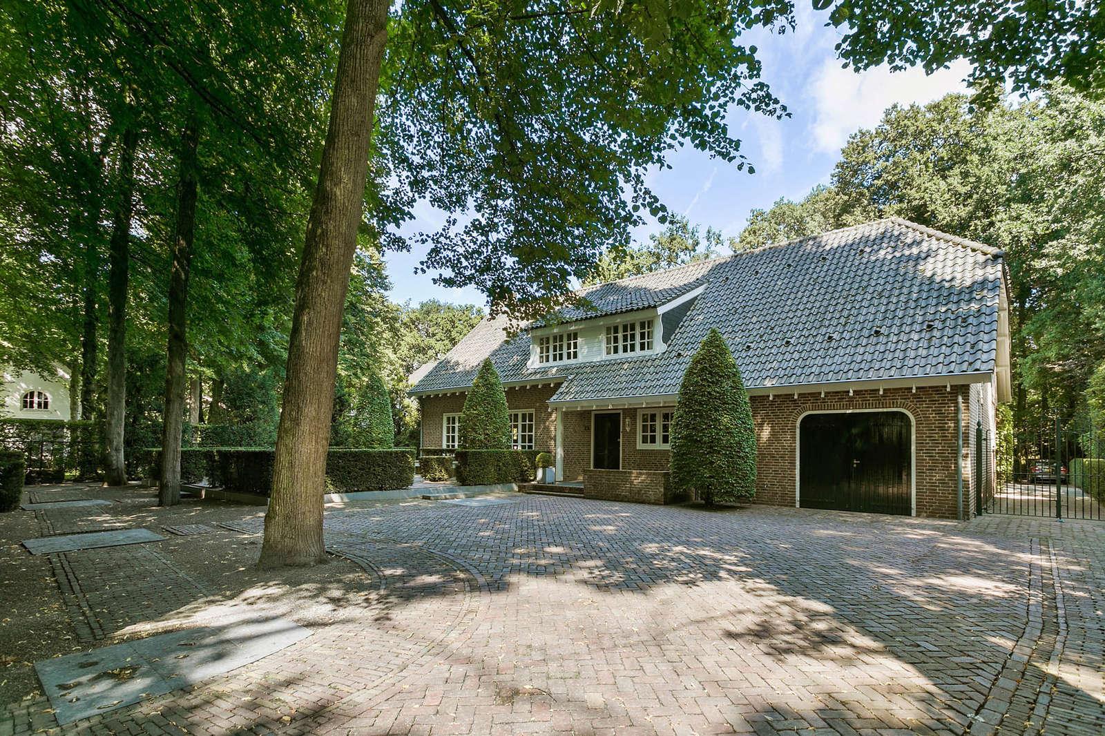Berkenheuveldreef 5, villa Vught-Villapark