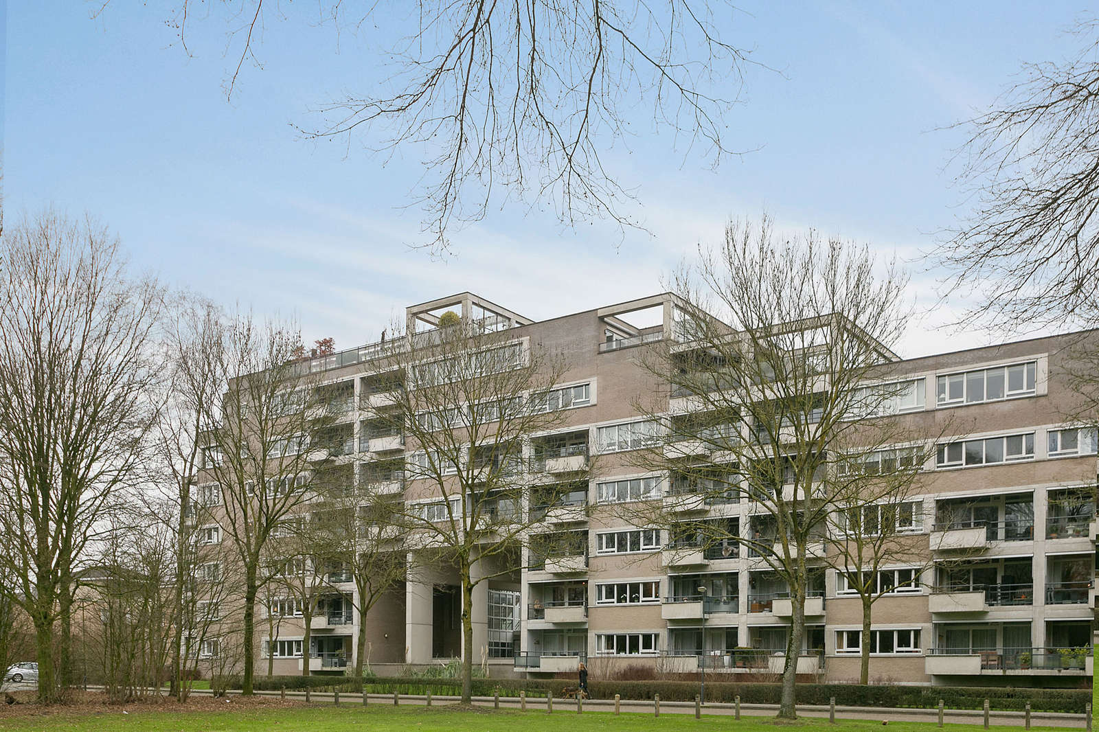 Heunpark 4514, Terras-appartement Vught