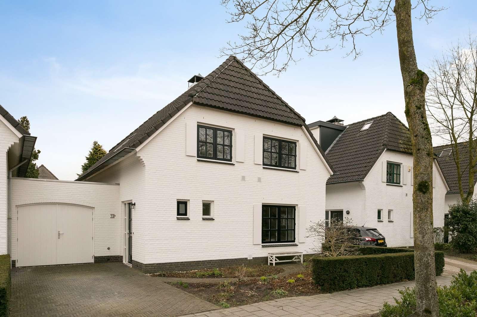 Aert Heymlaan 19-c, villa Vught