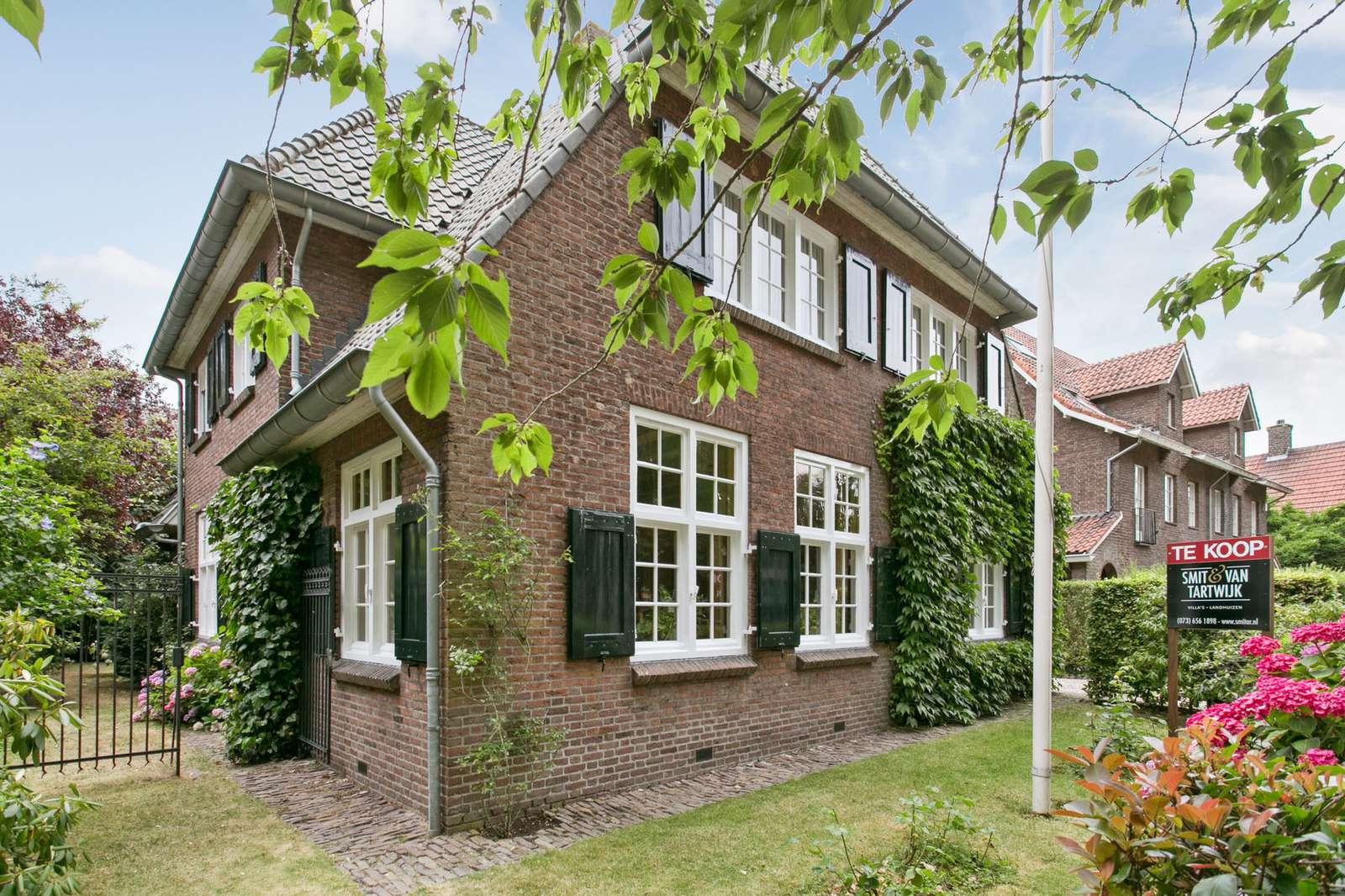 Vughterweg 27, villa 's-Hertogenbosch