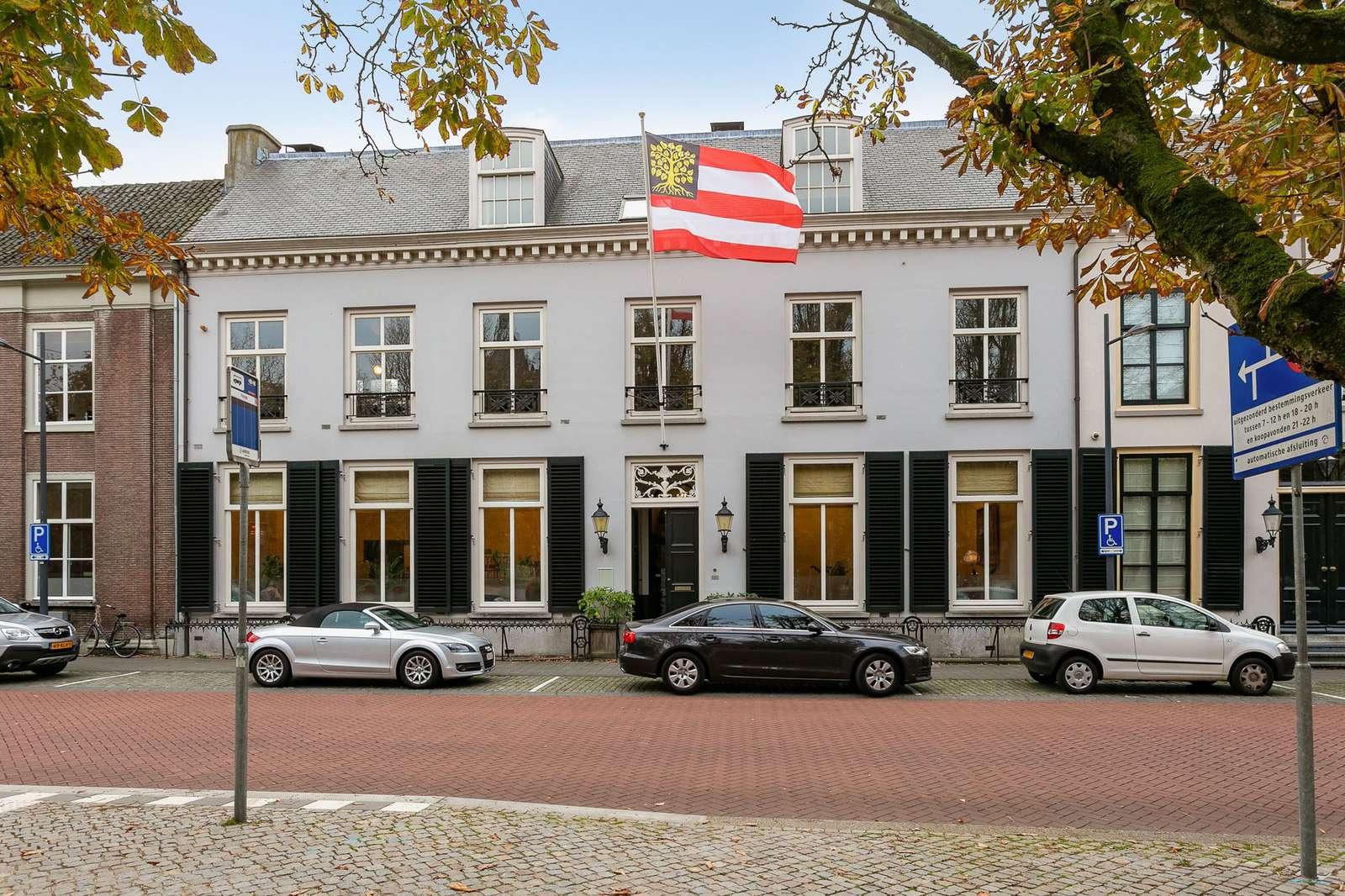 Parade 15, herenhuis 's-Hertogenbosch