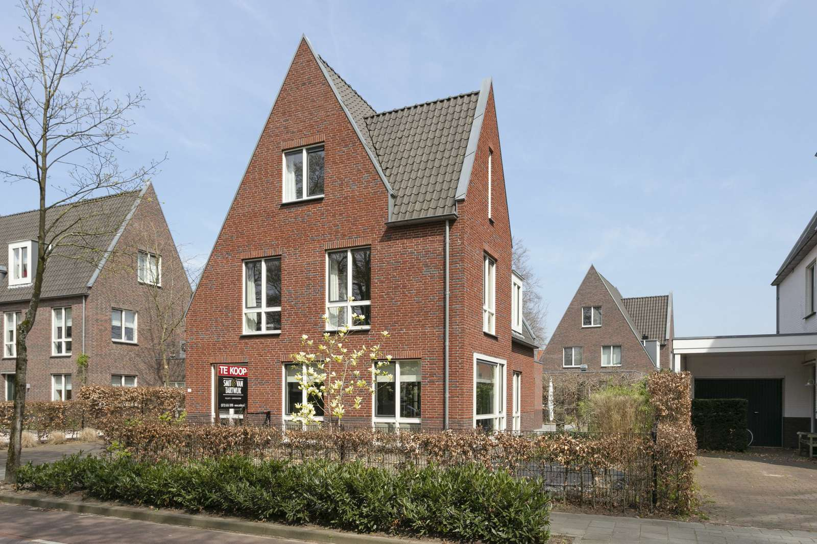 Aert Heymlaan 11-a, villa Vught