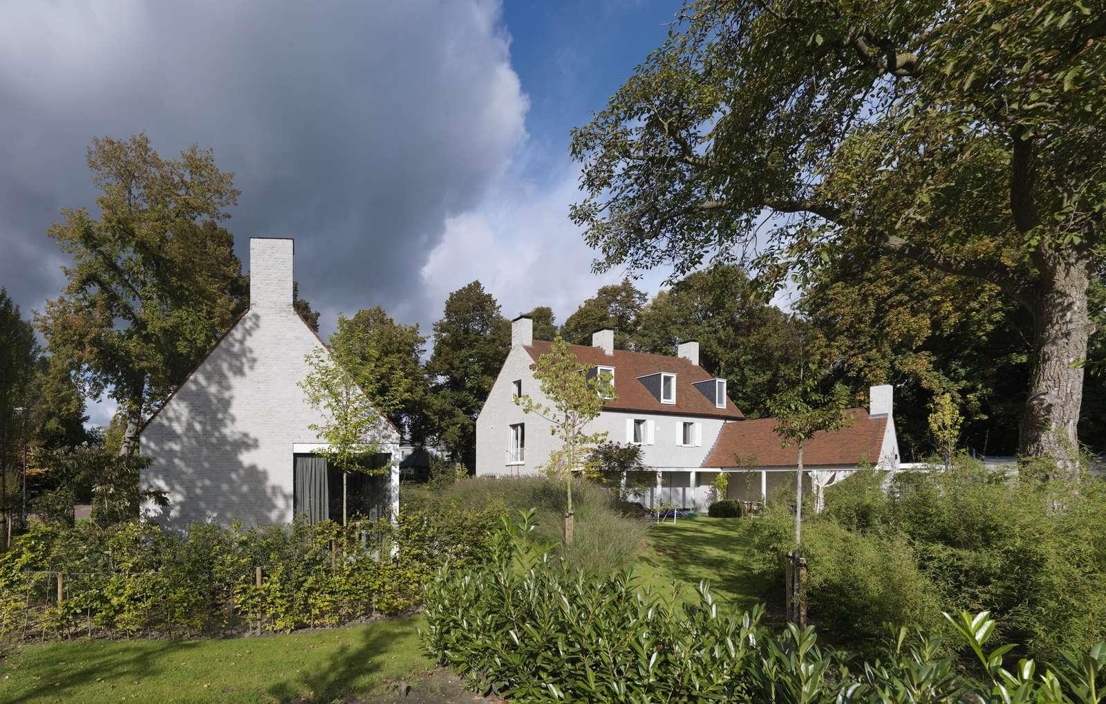 Kleine Gent 8, villa Vught