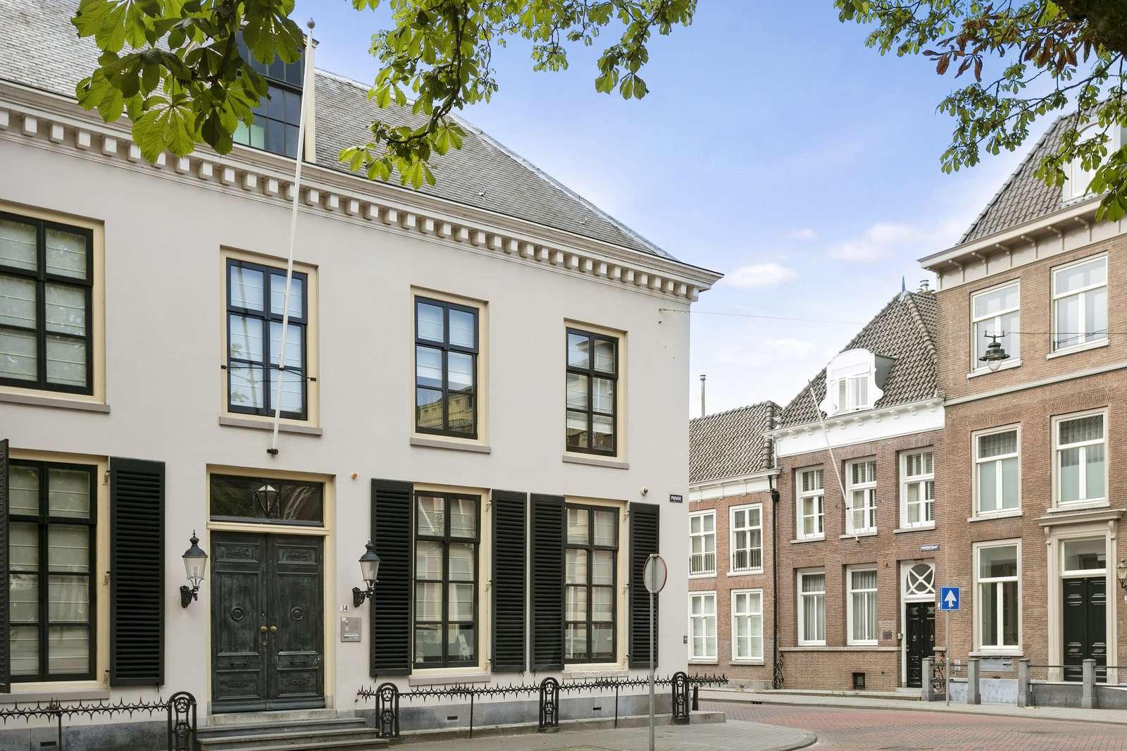 Parade 14, herenhuis 's-Hertogenbosch