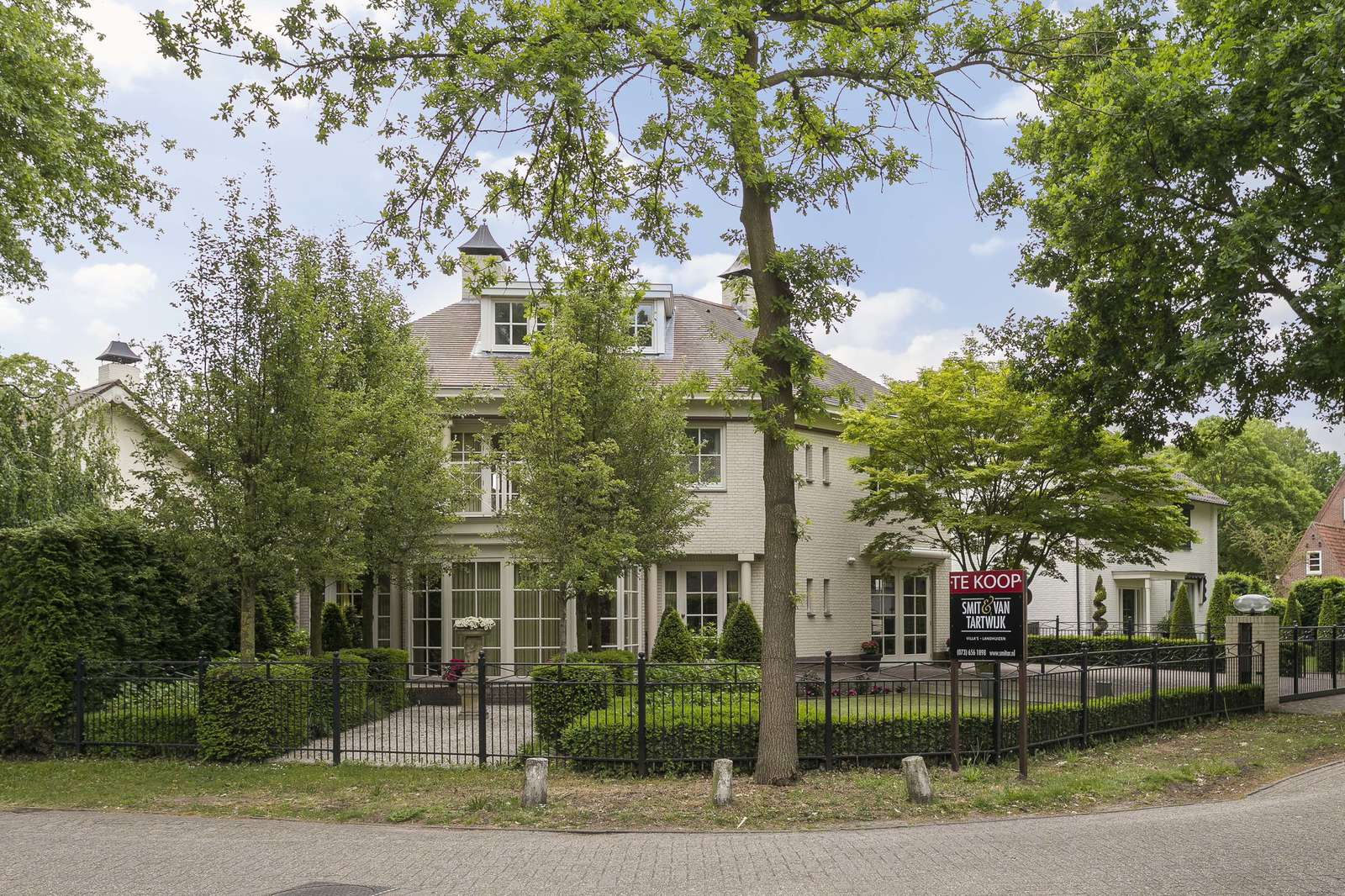Bleijendaalseweg 6, villa Berlicum