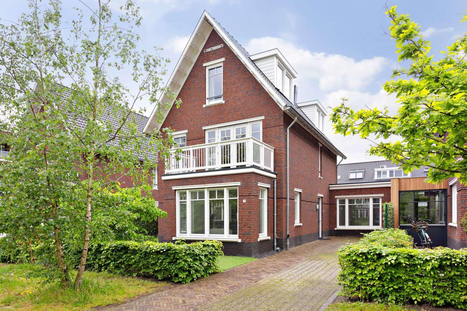 Willem de Rijkelaan 71, villa Vught